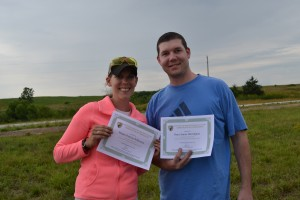 Check out two of our newest CCW graduates!